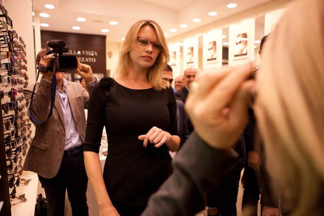 """Anna Falchi choc: """"Botte e violenza psicologica da un mio ex. Era un mio grande amore"""""""
